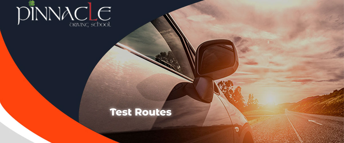 Driving Test Route